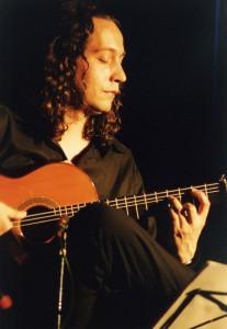 Flamenco Gitarrist Hamburg
