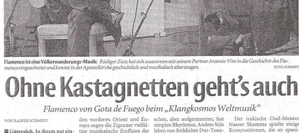 Flamenco Gütersloh-neue-west